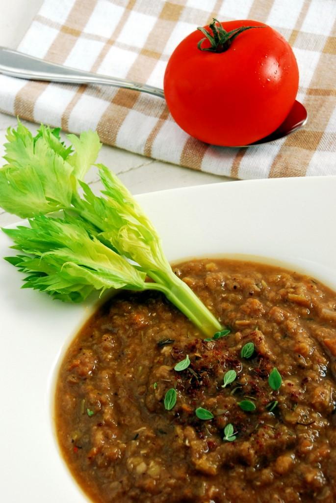 Pyszna zupa z czerwonej soczewicy