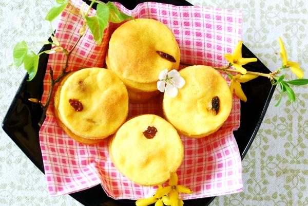 Bezglutenowe ciastka ziemniaczano-kukurydziane