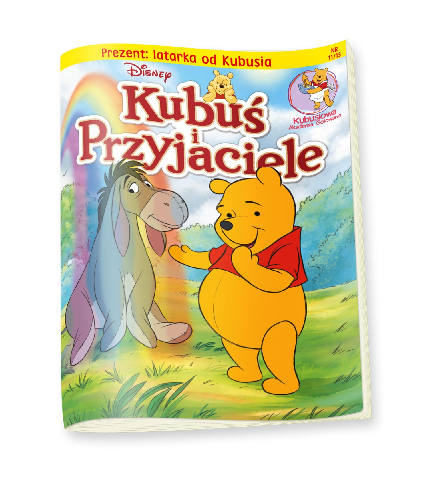 """Magazyn dla dzieci """"Kubuś iPrzyjaciele"""""""