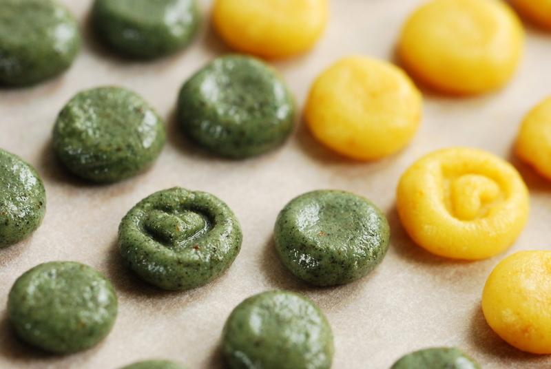 Ksylitolowe cukierki pudrowe