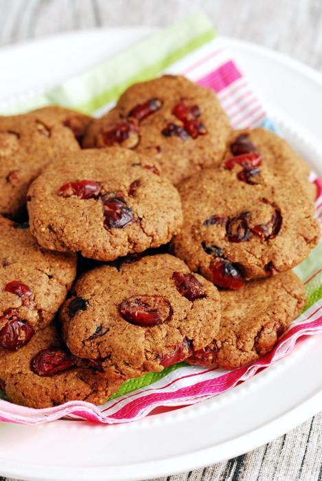 Ciastka zteff / Teff cookies