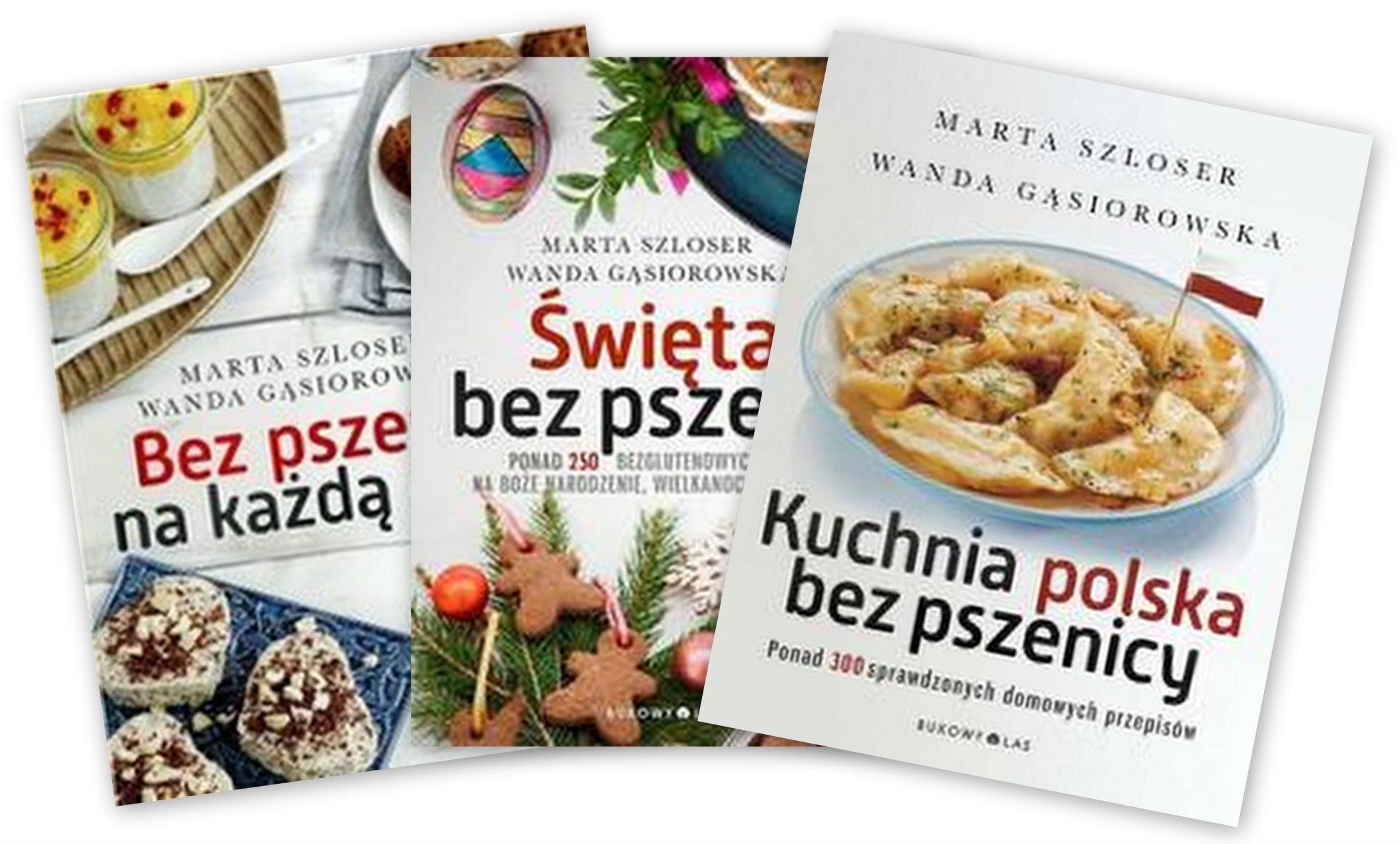 Moje książki kulinarne