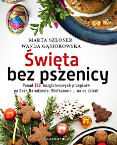 """Okładka książki """"Święta bezpszenicy"""""""